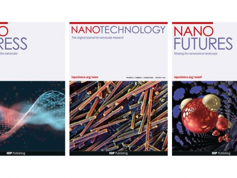 Nano Express – a new open access journal from IOP Publishing