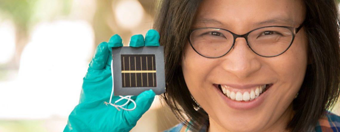 Anita Ho-Baillie announced as inaugural John Hooke Chair of Nanoscience