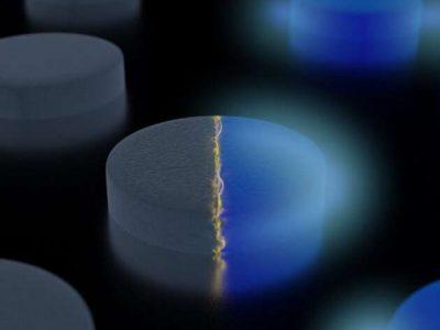 Conductive polymer nanoantennas for dynamic organic plasmonics