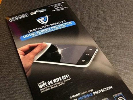 Deals: Antibacterial Nanotechnology Liquid Screen Protector
