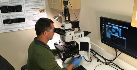 Auburn-developed microscope technology finds use on COVID-19 battlefront